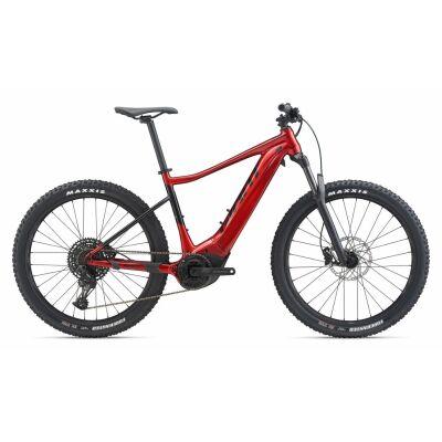 GIANT FATHOM E+ 1 PRO 27,5 E-Bike Hardtail 2020 | Metallicred / Solidblack