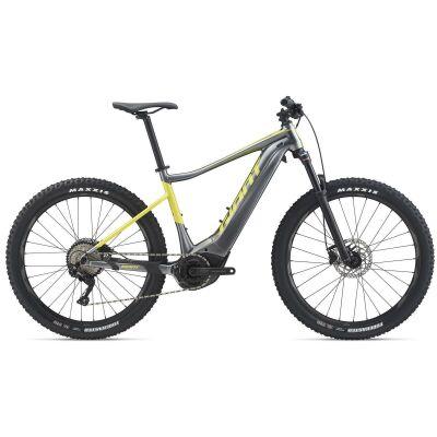 GIANT FATHOM E+ 2 PRO 27,5 E-Bike Hardtail 2020 | Charcoalgrey / Acidyellow