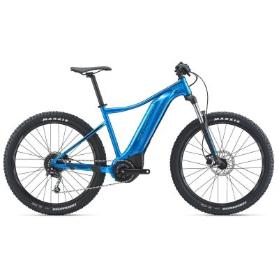 GIANT FATHOM E+ 3 27,5 E-Bike Hardtail 2020 | Metallicblue