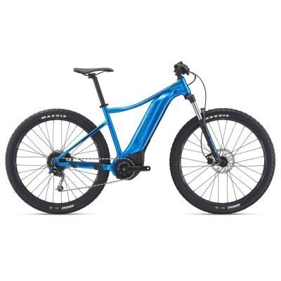 GIANT FATHOM E+ 3 29 E-Bike Hardtail 2020 | Metallicblue