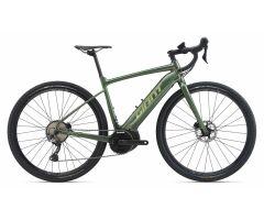 GIANT REVOLT E+ PRO E-Bike Gravelbike 2020 | Armygreen