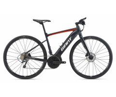 GIANT FASTROAD E+ PRO E-Bike Commuter 2020 | Coreblack /...