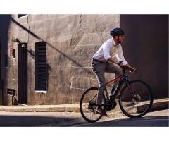 GIANT FASTROAD E+ PRO E-Bike Commuter 2020 | Coreblack / Neonred / White