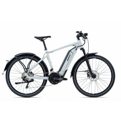 GIANT QUICK-E+ 45 E-Bike Commuter 2020 | Solidgrey
