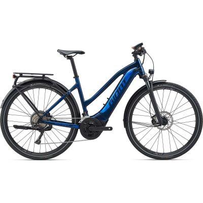 GIANT EXPLORE E+ 0 PRO STA PWR6 E-Bike Trekking 2020 | Navyblue / Metallicblue