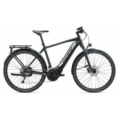 GIANT EXPLORE E+ 1 PRO GTS E-Bike Trekking 2020 | Coreblack / Silver Satin