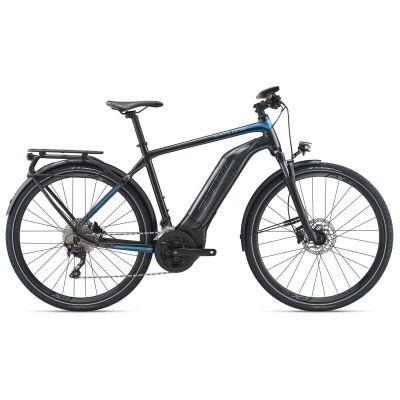GIANT EXPLORE E+ 1 GTS E-Bike Trekking 2020 | Coreblack / Cyanblue