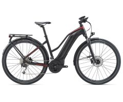 GIANT EXPLORE E+ 2 STA E-Bike Trekking 2020 | Black / Red...