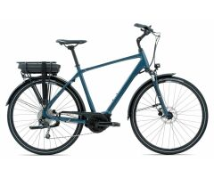 GIANT ENTOUR E+ 1 RS GTS E-Bike Trekking 2020 | Ironblue