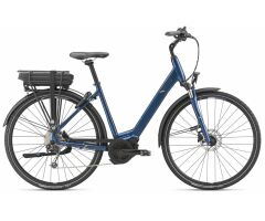 GIANT ENTOUR E+ 1 RS LDS E-Bike City-Bike 2020 | Ironblue