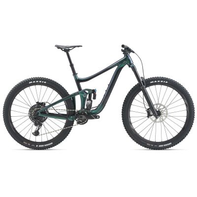 GIANT REIGN 29 1 MTB Fully 2020 | Chameleon Galaxy / Solidblack
