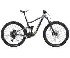 GIANT REIGN 29 2 MTB Fully 2020 | HighPolish / Solidblack