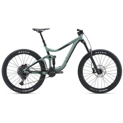 GIANT REIGN 2 MTB Fully 2020 | Tealgrey / Solidblack