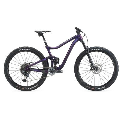 GIANT TRANCE ADVANCED PRO 29 0 MTB Fully 2020 | Chameleon Purple / Solidblack