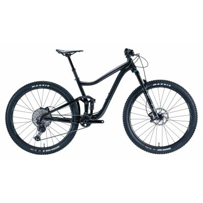 GIANT TRANCE 29 1 MTB Fully 2020 | Rainbowblack / Solidblack Gloss-Matt