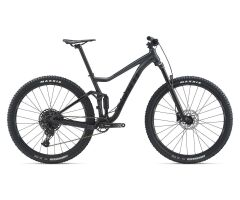 GIANT STANCE 2 MTB Fully 2020 | Coreblack Matt-Gloss