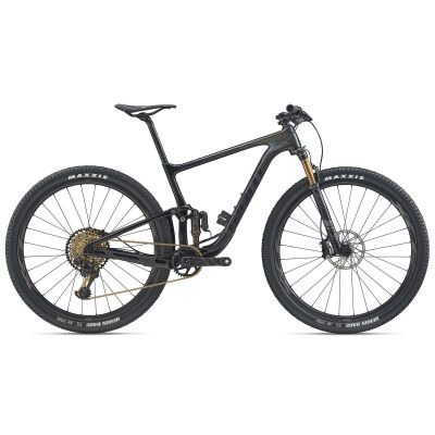 GIANT ANTHEM ADVANCED PRO 0 MTB Fully 2020 | Rainbowblack / Solidblack