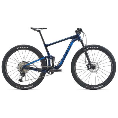 GIANT ANTHEM ADVANCED PRO 1 MTB Fully 2020 | Navyblue / Metallicblue