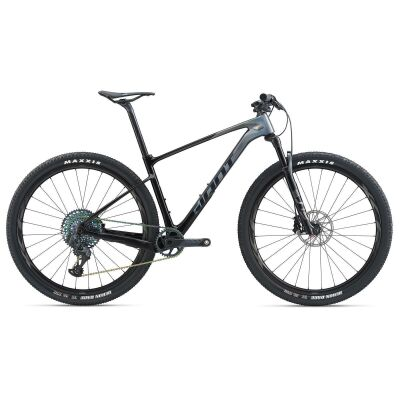 GIANT XTC ADVANCED SL MTB Fully 2020 | Rainbowblack / Solidblack