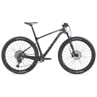 GIANT XTC ADVANCED 1 MTB Fully 2020 | Charcoalgrey / Carbon Smoke Gloss-Matt