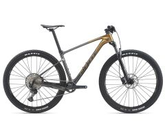 GIANT XTC ADVANCED 2 MTB Fully 2020 | Metallicgold /...
