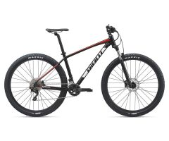 GIANT TALON 1 29 MTB Hardtail 2020 | Solidblack / Red /...