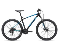 GIANT ATX 2 26 MTB Hardtail 2020 | Metallicblack / Blue
