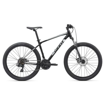 GIANT ATX 3 DISC MTB Hardtail 2020 | Metallicblack / Grey