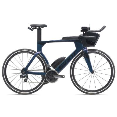 GIANT TRINITY ADVANCED PRO 1 Triathlon-Rad 2020 | Chameleon Blue