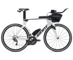GIANT TRINITY ADVANCED PRO 2 Triathlon-Rad 2020 | White