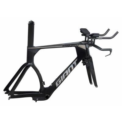 GIANT TRINITY ADVANCED PRO TRIATHLON RAHMENSET Triathlon-Rad 2020 | Carbon Smoke
