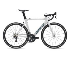 GIANT PROPEL ADVANCED 1 Aero-Rennrad 2020 | White