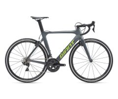 GIANT PROPEL ADVANCED 2 Aero-Rennrad 2020 | Charcoalgrey...