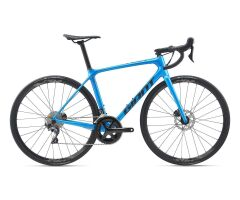GIANT TCR ADVANCED 1 DISC Rennrad 2020 | Metallicblue /...