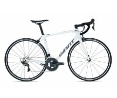 GIANT TCR ADVANCED 1 Rennrad 2020 | Pearlwhite /...