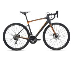 GIANT DEFY ADVANCED 2 Endurance-Rennrad 2020 | Coreblack...