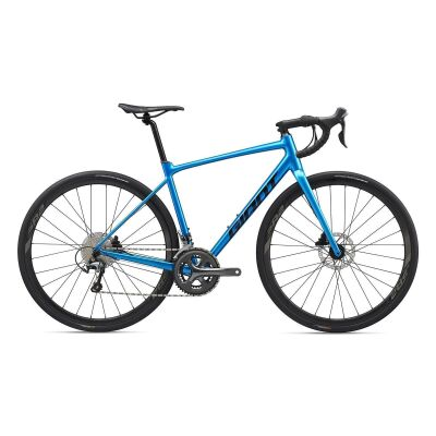 GIANT CONTEND AR 2 Rennrad 2020 | Metallicblue / Solidblack