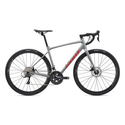 GIANT CONTEND AR 3 Rennrad 2020 | Coolgrey / Purered