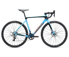 GIANT TCX ADVANCED PRO 2 Cyclocrosser 2020 | Olympicblue...