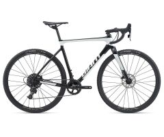 GIANT TCX ADVANCED Cyclocrosser 2020 | Solidblack / White