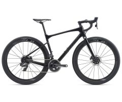GIANT REVOLT ADVANCED PRO Gravelbike 2020 | Metallicblack...