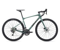 GIANT REVOLT ADVANCED 0 Gravelbike 2020 | Tealgrey / Beige