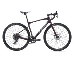 GIANT REVOLT ADVANCED 1 Gravelbike 2020 | Winepurple /...