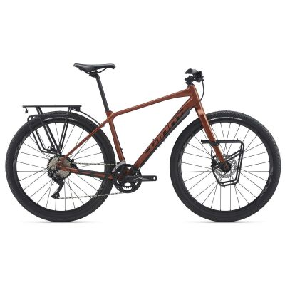 GIANT TOUGHROAD SLR 1 Gravelbike 2020 | Copper / Solidblack Matt