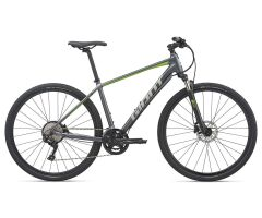 GIANT ROAM 1 Crossrad 2020 | Charcoalgrey / Green Matt