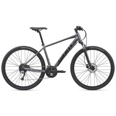 GIANT ROAM 2 Crossrad 2020 | Charcoalgrey / Solidblack