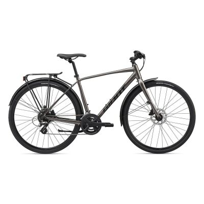 GIANT ESCAPE CITY Urban/City Bike 2020 | Metallicblack / Solidblack