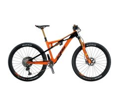 KTM PROWLER SONIC MTB Fully 2020 | space orange (black)