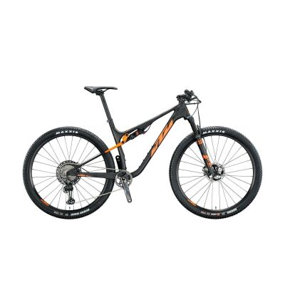 KTM SCARP PRIME MTB Fully 2020 | carbon satin (space orange)