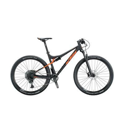 KTM SCARP 294 MTB Fully 2020   black matt (orange)